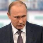 Путин: рубль стабилизировали, контроль над ситуацией сохраняем