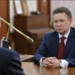 Миллер: Транзит – не главное в газовых отношениях РФ и Украины
