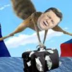 Украину губит стремление Запада свалить вину за всё на Россию
