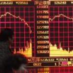 Фондовый обвал в Китае угрожает всему миру
