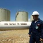 Объемы экспорта нефти из Иракского Курдистана в турецкий Джейхан резко снизились