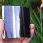 В США придумали революционные полимерные солнечные батареи