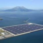 В Японии запустили крупнейшую в мире плавучую СЭС
