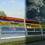 В Нидерландах испытывают гибрид солнечных и шумозащитных панелей