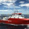 Fugro представила новейшее гидрографическое судно