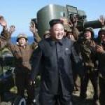 """КНДР пригрозила США вооружением, """"ранее неизвестным миру"""""""
