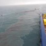 MOS Sweeper собирает рекордное количество нефти, разлитой в море