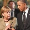 """Обаме нужно выучить """"четыре урока Меркель"""""""