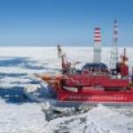 """Добыча нефти на """"Приразломной"""" выросла в 2,5 раза"""
