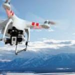 Дроны смогут свободно летать в небе РФ благодаря АЗН-В