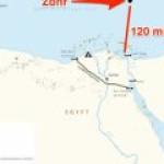 Baker Hughes будет разрабатывать гигантское египетской месторождение Zohr
