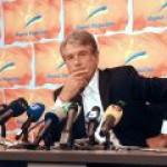 Ющенко: на Украине в экономике кризис, а в политике ее дело – сторона