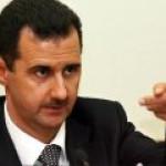 Госдеп США грозит РФ усилением изоляции, Асад обвиняет Запад в поддержке исламистов