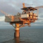 Грандиозная операция по установке газодобывающей платформы прошла на Аляске
