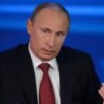 Путин рассказал, какие темы затронет в своем выступлении в ООН