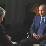 Интервью Владимира Путина американскому журналисту Чарли Роузу для телеканалов CBS и PBS