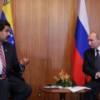 """Россия и Венесуэла договорились об """"инициативах"""" по стабилизации нефтяного рынка"""