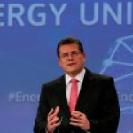 Шефчович похвастался созданием Энергосоюза, хотя проблем еще полно