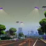Весь Эр-Рияд осветят светодиодными фонарями на солнечных батареях