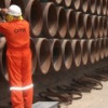 Трубы для крупнейшего в мире подводного проекта измерили лазером