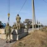 Джемилев предлагает разбомбить строящийся Керченский мост