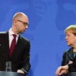Меркель: российский газ нужен, но и про Украину желательно не позабыть