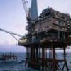 """На старых платформах Северного моря будут """"хранить"""" ветроэнергию"""