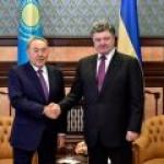 Украина рассчитывает на уголь, нефть и газ Казахстана?