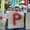 Глобальный договор по TPP вызывает всеобщее народное возмущение