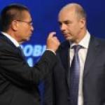 Улюкаев выступил за господдержку нефтяной отрасли, Силуанов – против