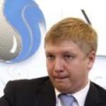 Коболев: Украина надеется в 2016 году обойтись без российского газа
