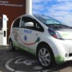 Электромобили в России в 2017 году лучше продаваться не стали