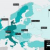 Кто меньше всех в Европе платит за электроэнергию?