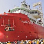 Флот Fugro пополнился компактным судном глубоководного бурения