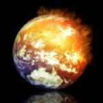 Глобальное потепление вызвано только положением Земли относительно Солнца