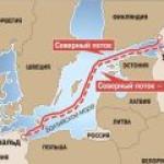 """Прибалтика вновь высказалась против газопровода """"Северный поток-2"""""""