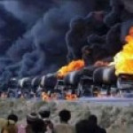 ВКС России уничтожили четыре объекта нефтедобычи ИГИЛ под Раккой и Хомсом (видео)