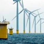 Азербайджан построит на Каспии ветропарк на 200 мегаватт