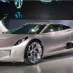 Jaguar решил потрясти конкурентов новым электромобилем
