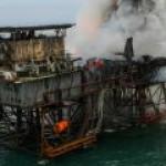 Пожар на месторождении Гюнешли удалось потушить только через две недели