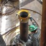 Рекордная по весу обсадная колонна установлена в Мексиканском заливе