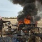 Американская коалиция нанесла огромный ущерб нефтегазовой инфраструктуре Сирии