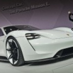 Porsche выпустит собственный электромобиль за 1 млрд евро