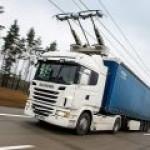 В Швеции построят автодорогу для грузовых электромобилей