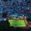 Shell построила в Африке футбольный стадион с автономным электроснабжением