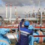 """""""Газпром"""" нарастит добычу газа минимум до 450 млрд кубометров в год"""