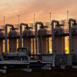 Украина начала лихорадочно закачивать газ в свои ПХГ