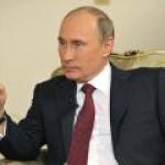Путин: Задачи нефтегазовой отрасли становятся все сложнее