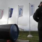 Давление США на участников проекта «Северный поток-2» неприемлемо