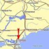 В украинский Геническ начал поступать российский газ из Крыма